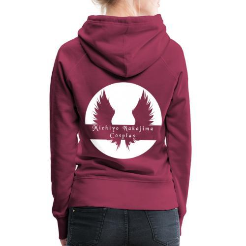 MNC Logo [No Phrase] - Women's Premium Hoodie