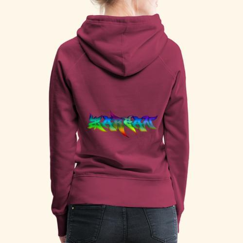 ZARGAN - Sweat-shirt à capuche Premium pour femmes