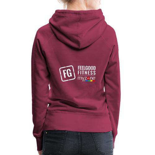 feelgood myzone merch - Women's Premium Hoodie
