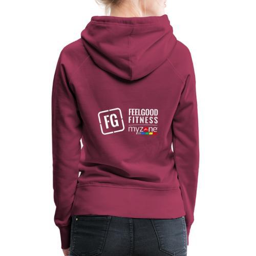 feelgood myzone merch - Women's Premium Hoodie