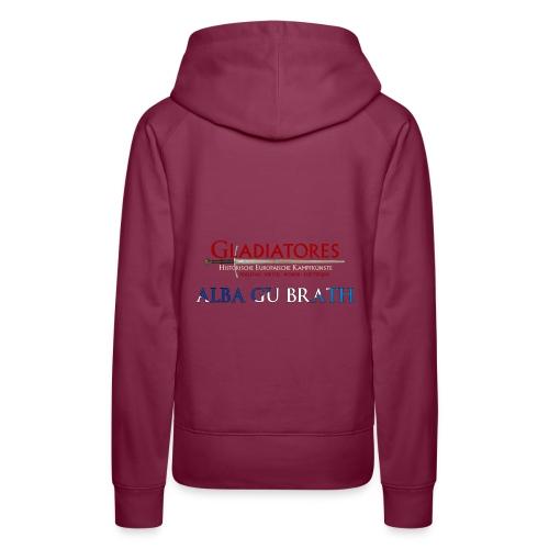 ALBAGUBRATH - Frauen Premium Hoodie
