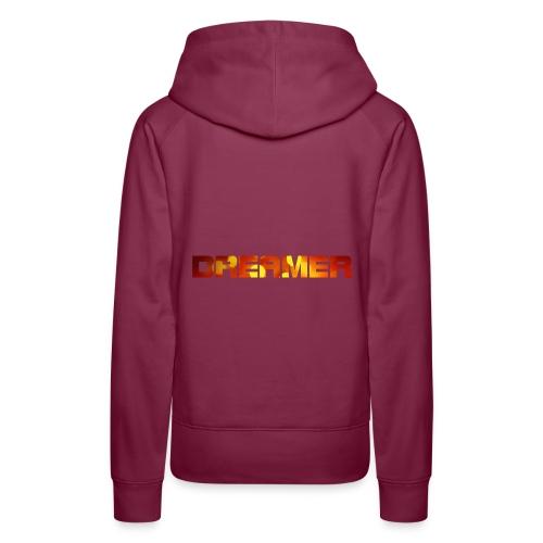 dreamer - Frauen Premium Hoodie