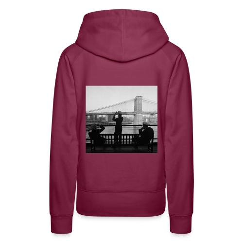 Bilder in meiner website32 1 - Frauen Premium Hoodie