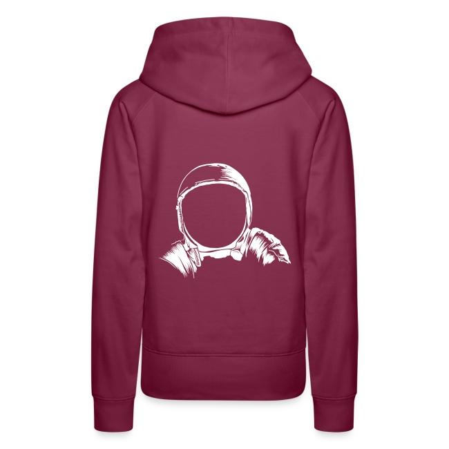 Astronauten Helm