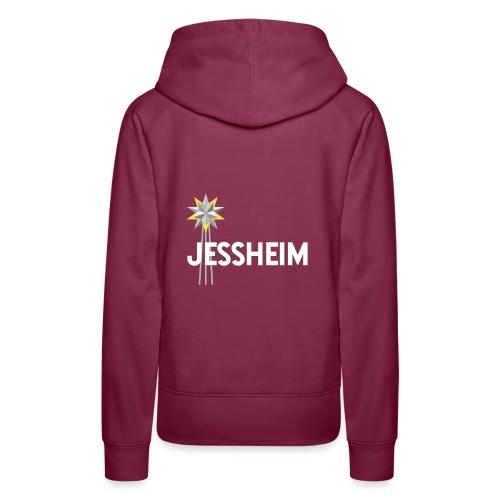 Jessheim Keplerstjernen Kepler Star - Premium hettegenser for kvinner