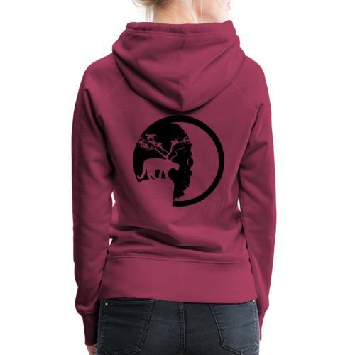 Wildcat - Frauen Premium Hoodie