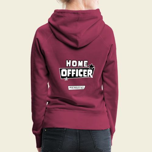 Home Officer - Frauen Premium Hoodie