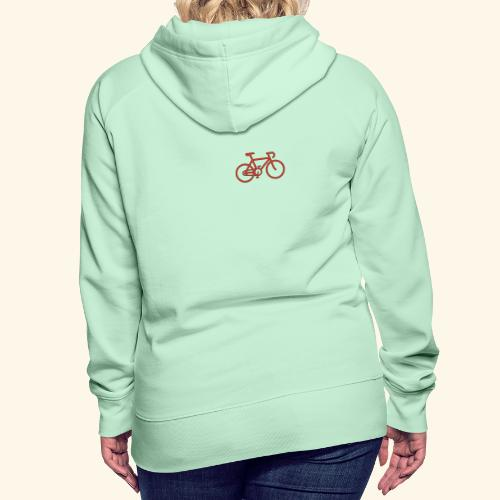 Rennrad, Race-Bike, Velo - Frauen Premium Hoodie