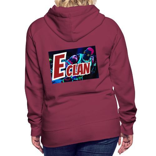 Elite x Clan Turnbeutel - Frauen Premium Hoodie