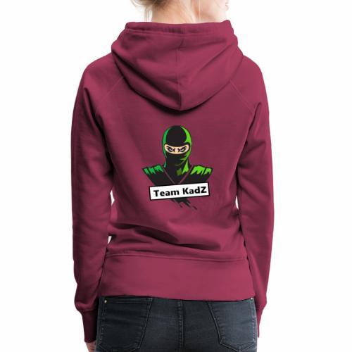 KRIOX - Sweat-shirt à capuche Premium pour femmes
