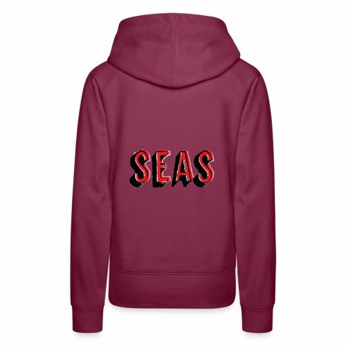 SEAS gesprueht - Frauen Premium Hoodie