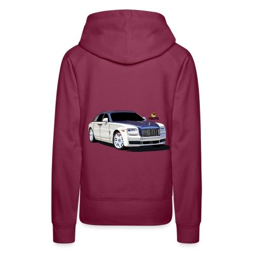 Luxury car - Women's Premium Hoodie