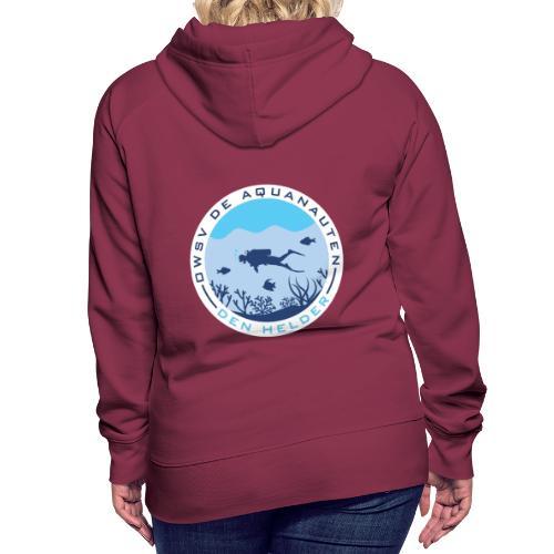 Logo OWSV de Aquanauten - Vrouwen Premium hoodie