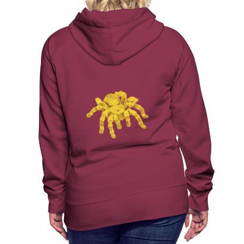 Spinne Gold - Frauen Premium Hoodie