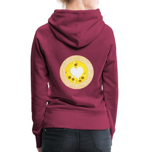 Sternentor der Wertschätzung - Frauen Premium Hoodie