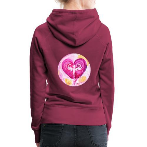 Engel des LiebesGlücks - Frauen Premium Hoodie