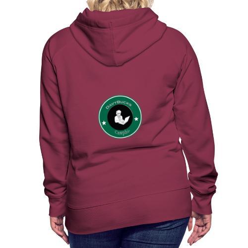 DavyBucks - Vrouwen Premium hoodie