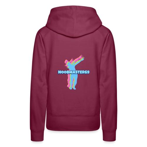 NOOBMASTER69 - Women's Premium Hoodie
