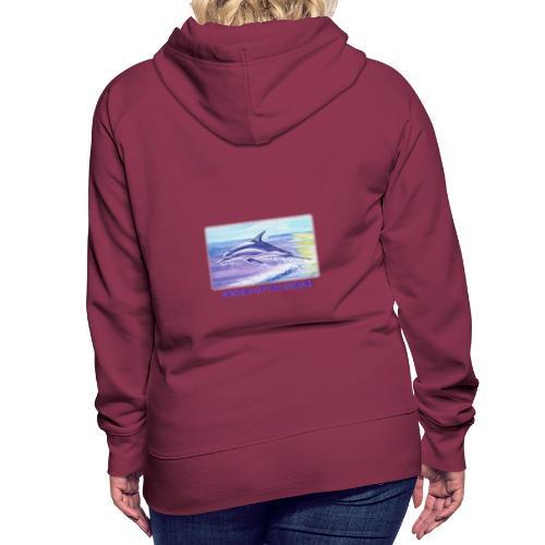 Angels of the Ocean - Frauen Premium Hoodie