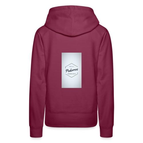 ARTE - Sudadera con capucha premium para mujer