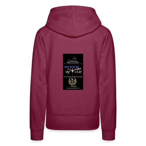 Ontwerp zonder titel 3 - Vrouwen Premium hoodie