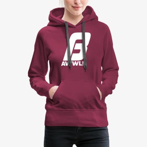 Das scharfe s - Frauen Premium Hoodie