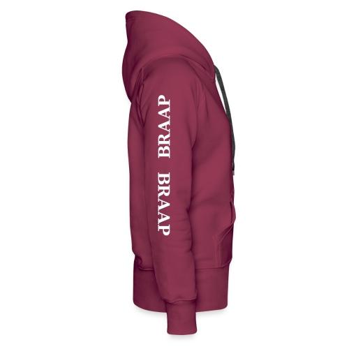 braap braap 0BR04 W - Women's Premium Hoodie