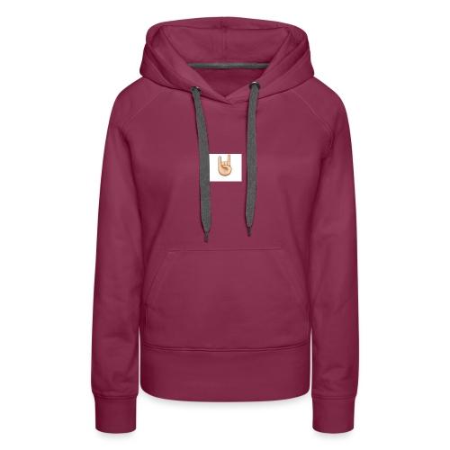 Sharethevlogs - Women's Premium Hoodie