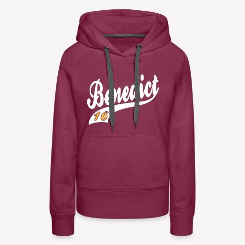 BENEDICT 16 - Women's Premium Hoodie