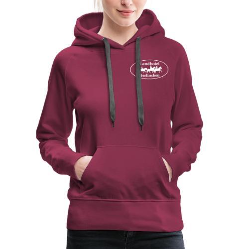 Beidseitig - Frauen Premium Hoodie