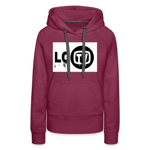 Lo_TV_ - Vrouwen Premium hoodie