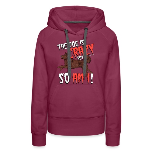 mudicrazy - Women's Premium Hoodie