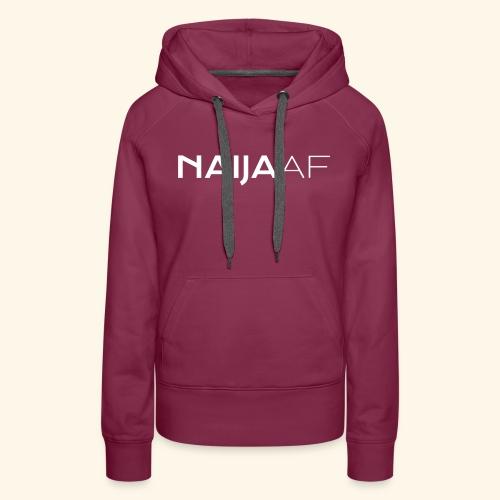 naija-af - Women's Premium Hoodie