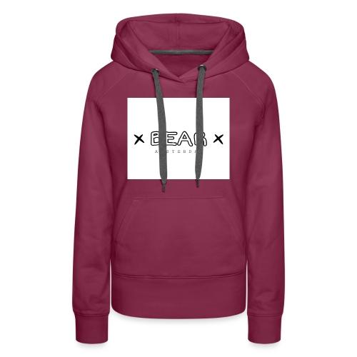 merk BEAR - Vrouwen Premium hoodie