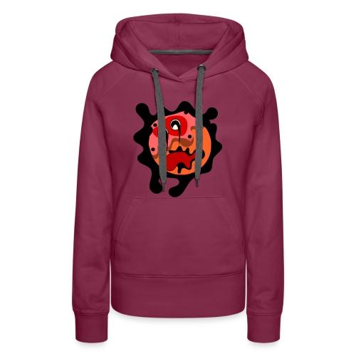 scary cartoon - Vrouwen Premium hoodie