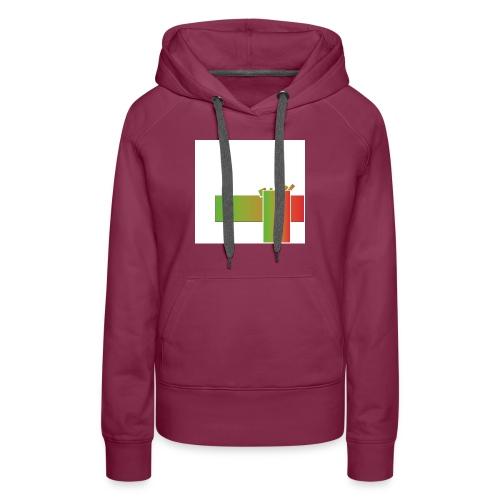kinderfm merchendays - Vrouwen Premium hoodie