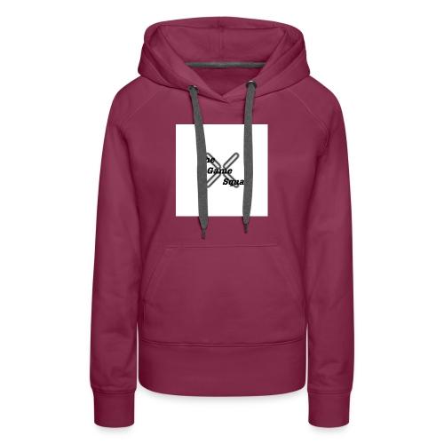 Hitmarker shirt - Vrouwen Premium hoodie