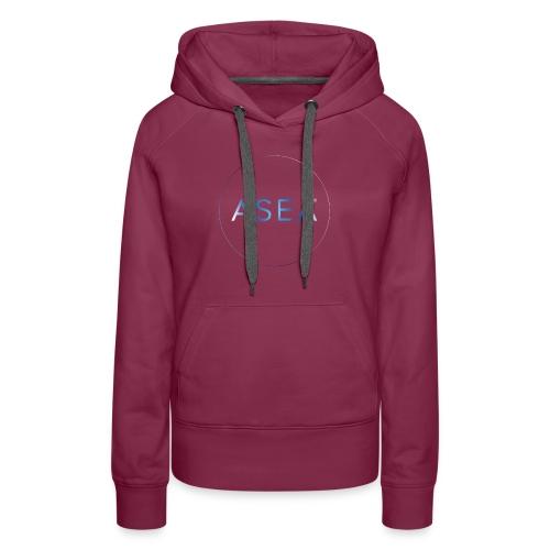 ASEA2 - Vrouwen Premium hoodie
