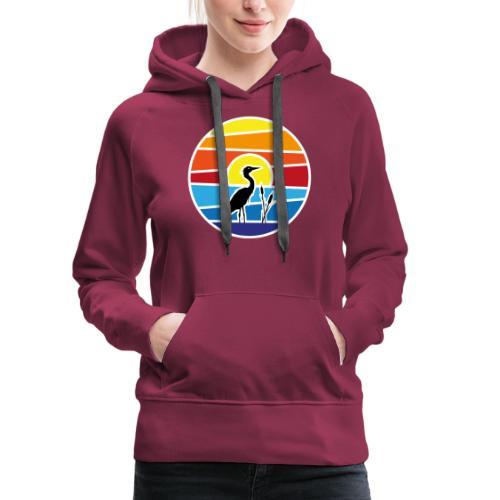 Schee-Fest 2021 - nur Logo - Frauen Premium Hoodie