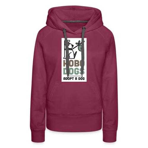 Hobodogs - Vrouwen Premium hoodie
