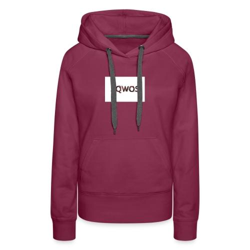 Naamloos - Vrouwen Premium hoodie