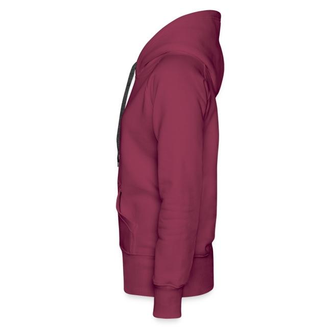 Vorschau: pscht jetz - Frauen Premium Hoodie