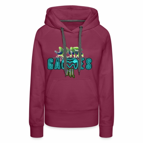 JairGames NL merch - Vrouwen Premium hoodie