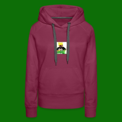 TrollKoning - Vrouwen Premium hoodie