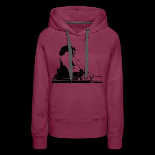 Next generation DJ - Women's Premium Hoodie