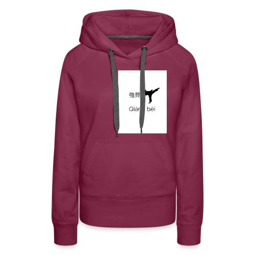 Kampfsport T shirt - Frauen Premium Hoodie