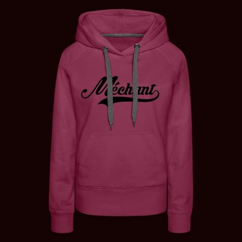 vêtements de musculation - Sweat-shirt à capuche Premium pour femmes