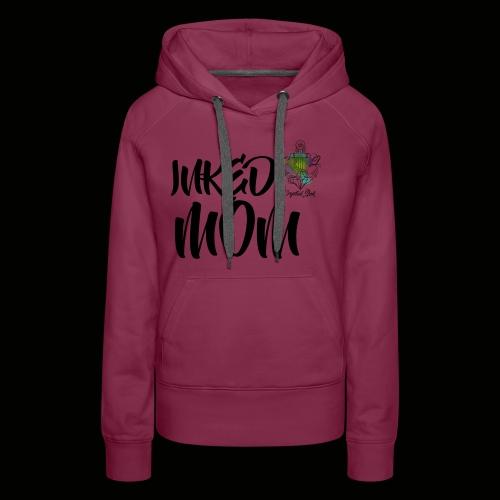 InkedMOM - Frauen Premium Hoodie