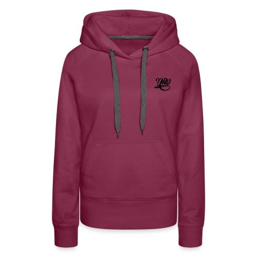 NeW - Sweat-shirt à capuche Premium pour femmes