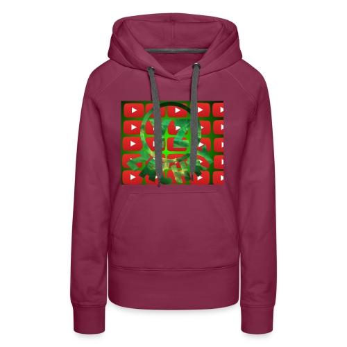YZ-Muismatjee - Vrouwen Premium hoodie